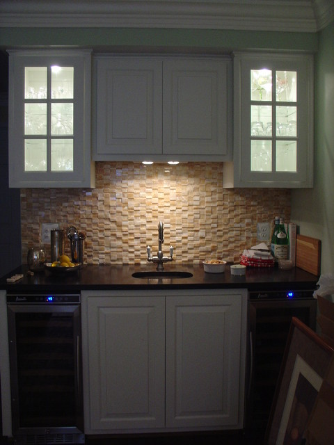 Great Wet Bar Modern Wet Bar Ideas