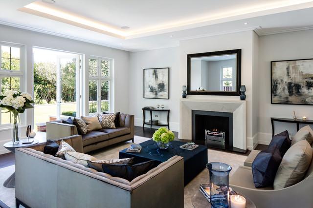 amazing award winning living room | WhatHouse? Gold Award Best Luxury House UK 2015 www.laurel ...
