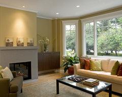 Whelan-Funston traditional-living-room