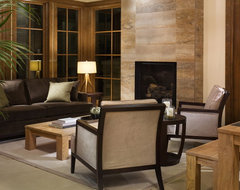 While at CHil Design Group contemporary-living-room