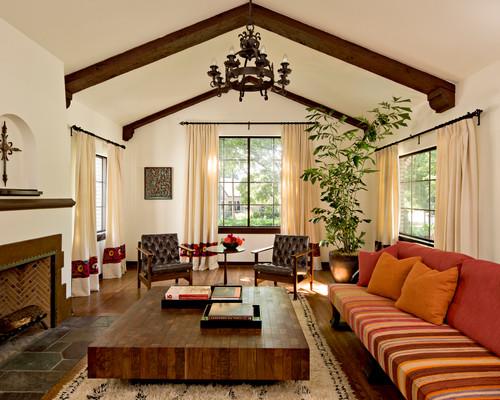Mediterranean Decorating Ideas Modern Craftsman Home Design. Mediterranean  Stylelivingroomdesignideas