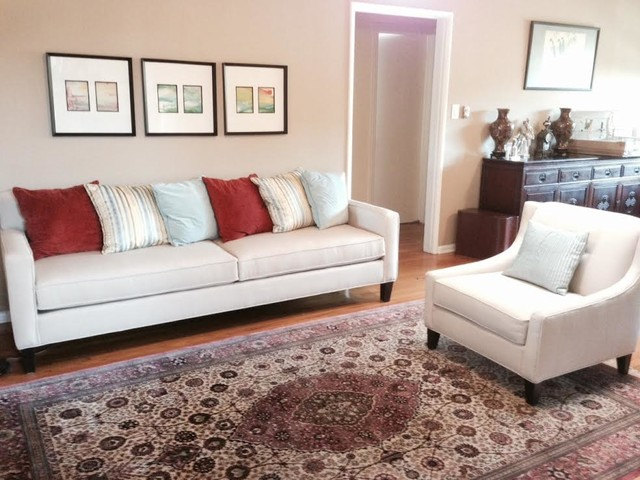 Traditional Style - Sofa Couch Chair - Living Room - The Sofa