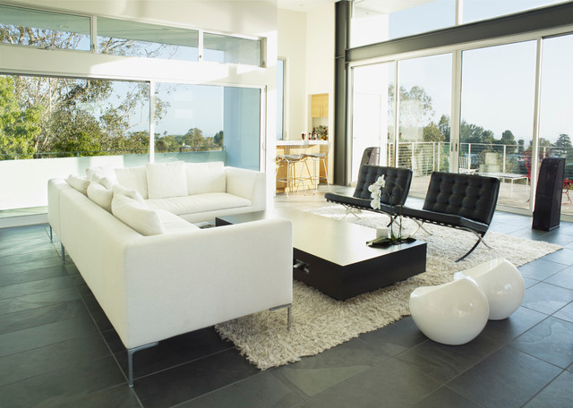 Exceptionnel Wild Oak Modern Living Room