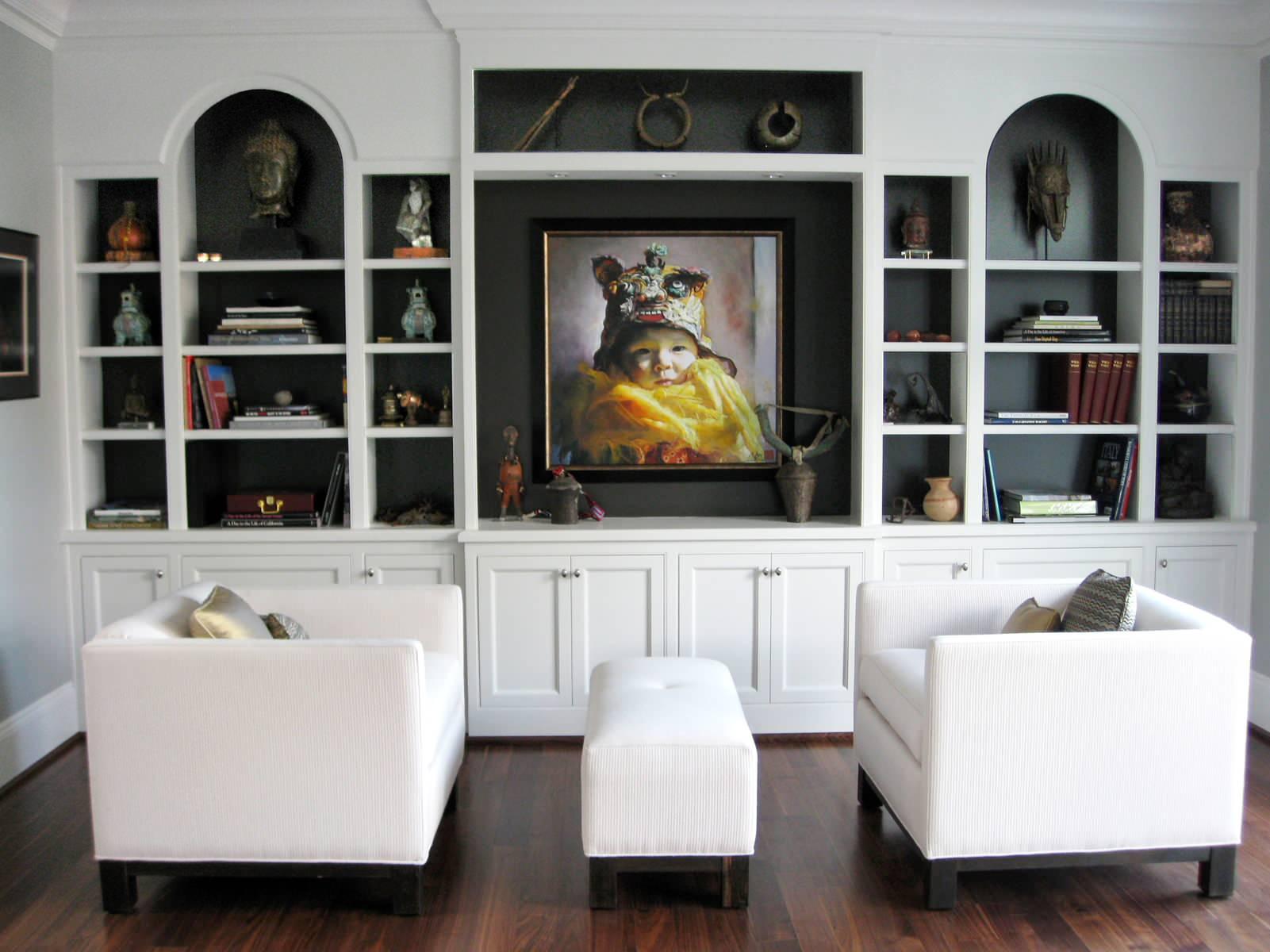 Living Room Wall Unit Houzz