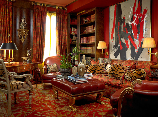 william r eubanks interior design inc