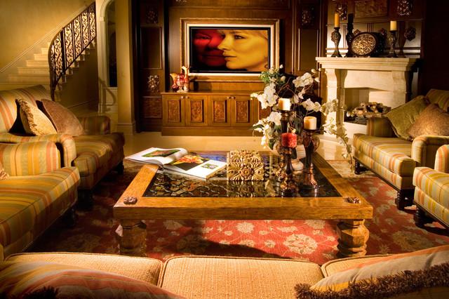 Williams mediterranean-living-room