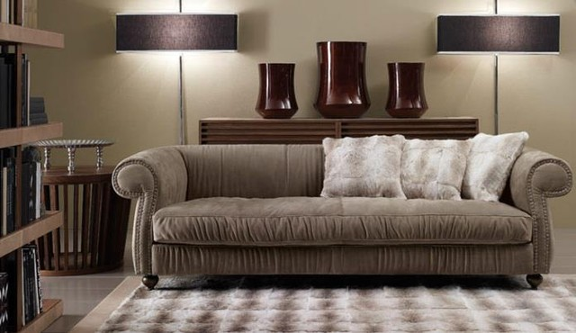 Willy Sofa traditional-living-room