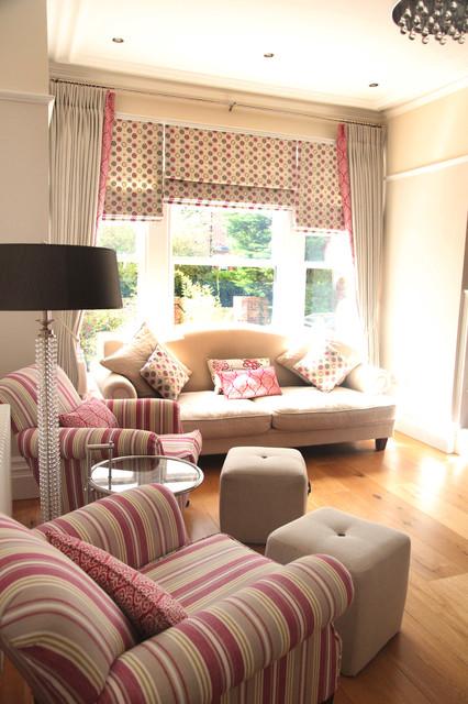 Wilmslow victorian villa for Victorian villa interior design
