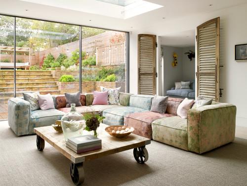 Living Room Sofa Colour and Design