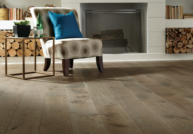Winding path traditional living room boston by for Hardwood floor dealers