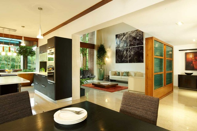 Windmills of your mind bangalore contemporary living for Living room designs bangalore