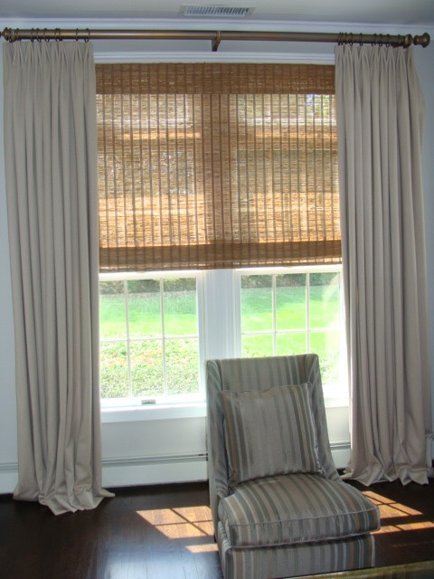 Window Treatments Contemporary Living Room New York By Dream Windows