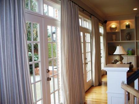 Window Treatments Contemporary Living Room Atlanta By Encore Decor