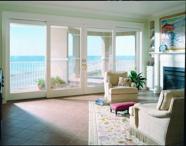 Windows & Doors traditional-living-room