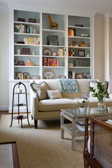 Winfield Lane traditional-living-room