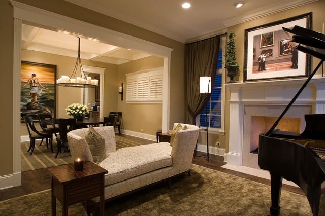 Wolfram-Living Room & Dining Room traditional-living-room