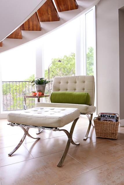 Woloszko Kitchen and Cabana contemporary-living-room