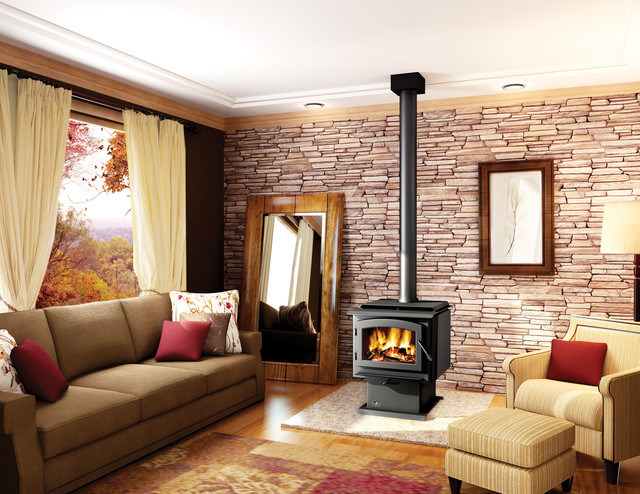 Wood Stoves Traditional Living Room Denver By Fireplace Warehouse Etc