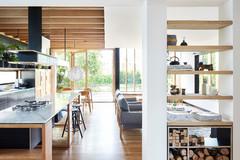 Houzzbesuch: Moderner Anbau für ein Holzhaus aus den Zwanzigern