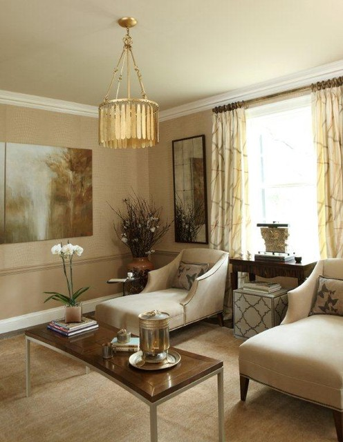 Woodhaven - Dillard Pierce Design Assoc. traditional-living-room