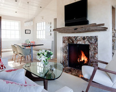 Woodmeister Master Builders - WestWind beach-style-living-room