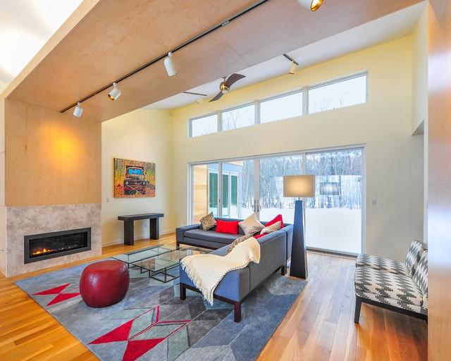 Woody 42 x 41 contemporary-vardagsrum