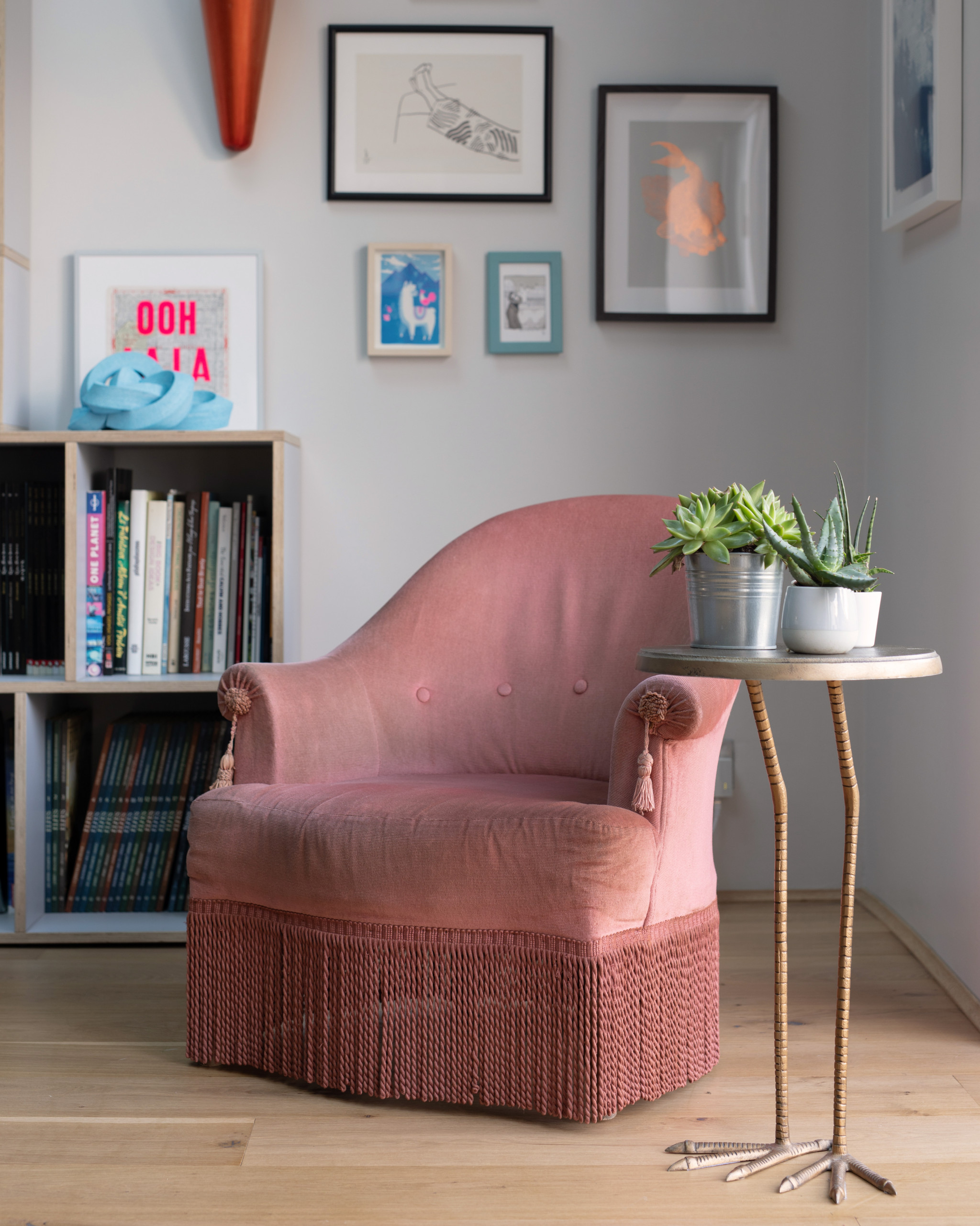 Working from home - how to blend your office in an open plan