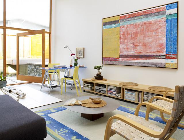 Works Photography Inc. modern-living-room
