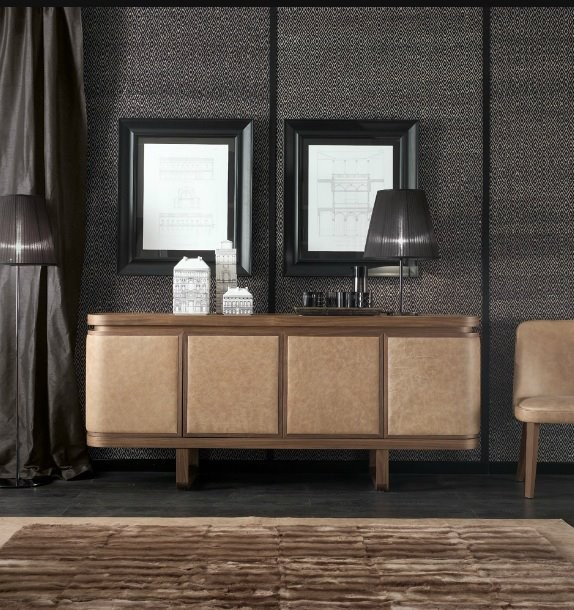 surprising modern living room credenza | World Luxury Credenza - Modern - Living Room - toronto ...