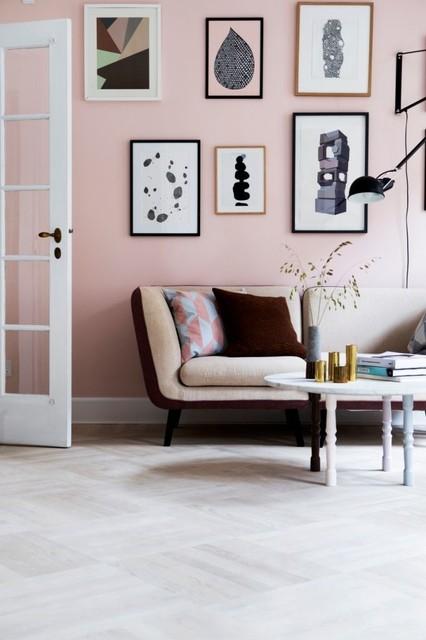 Woven Style contemporary-vardagsrum