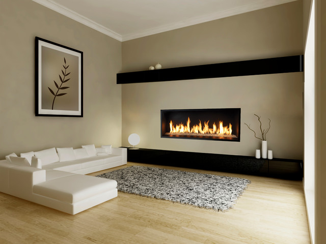 Xtreme Contemporay Fire Features Contemporary Indoor