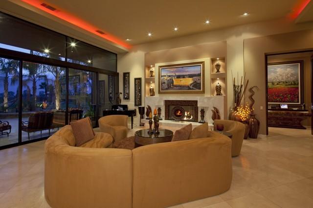 yafit contemporary-living-room