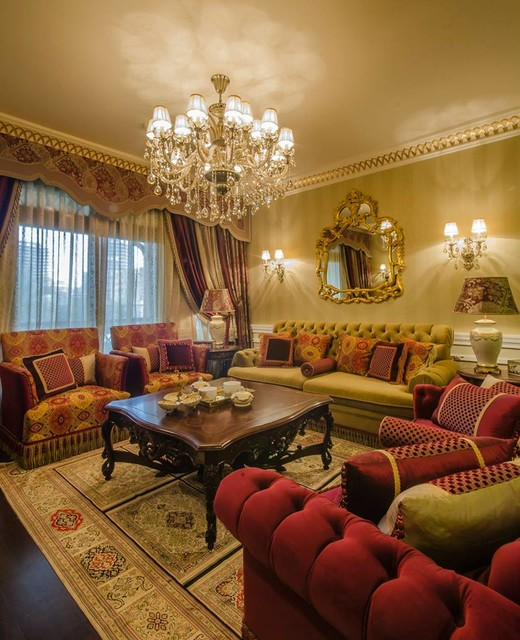 Yansoon 8 Project Traditional Living Room Other By