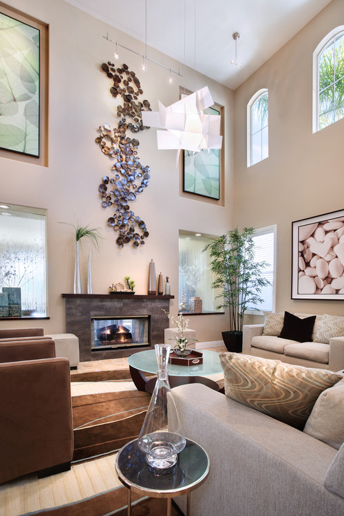 3 great design ideas for great open spaces for International interior designers
