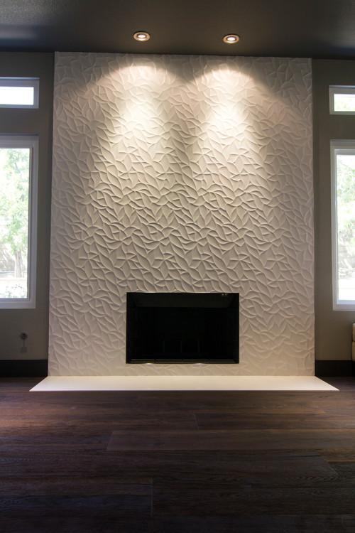 Fireplace accent wall for Fireplace accent wall