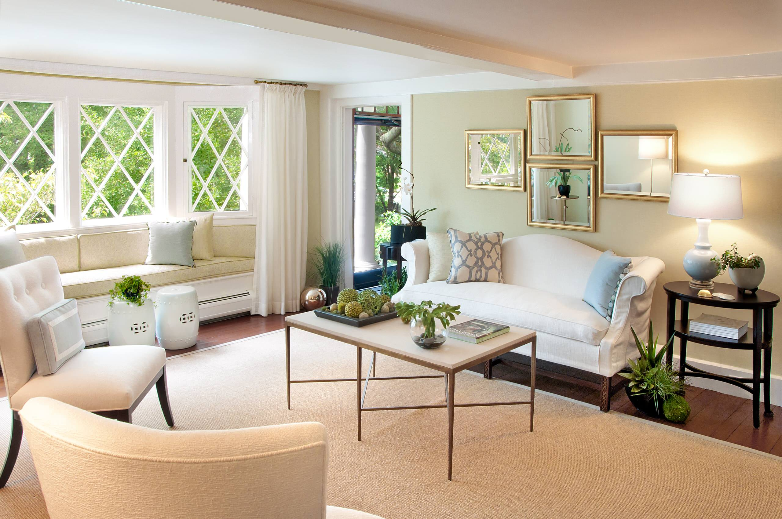 Living Room Windows Houzz