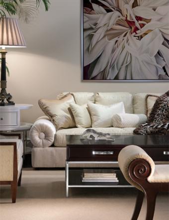 Exceptional ZARA NOWROUZI Contemporary Living Room