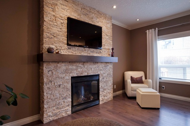 Media Cabinet Fireplaces Home Decor