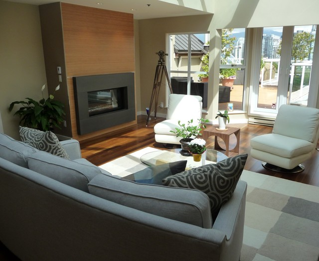 Zen Design Project - contemporary - living room - vancouver - by ...