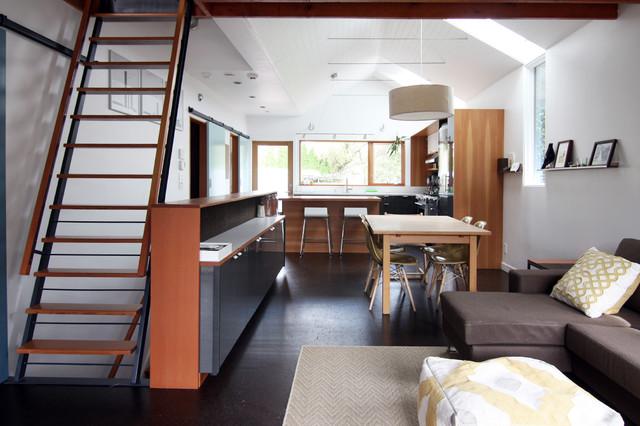 Zerbey Remodel modern-living-room
