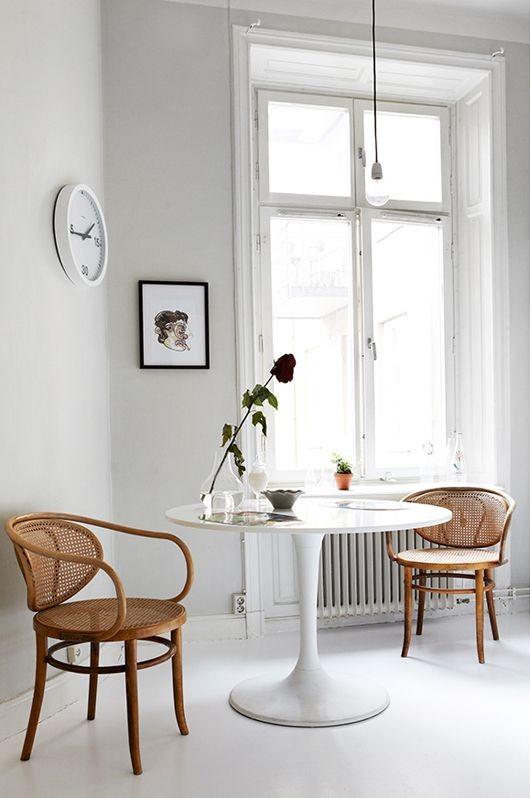 Idéer för skandinaviska matplatser