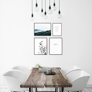 Inspiration for your wall scandinavian dining room for Inspiration for other rooms