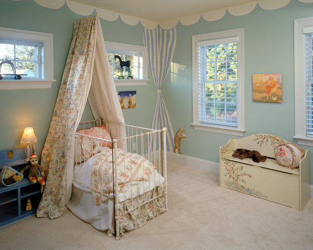 2002 Showcase traditional bedroom
