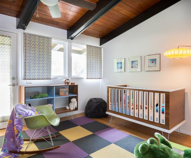 7348 Residence Midcentury Nursery