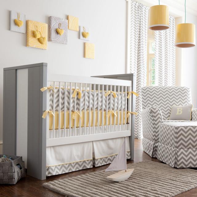 moderne babyzimmer in atlanta - ideen & design, Attraktive mobel