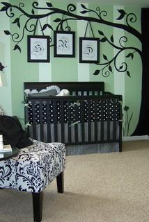 Anita Roll - Traditional - Nursery - Nashville - by Anita Roll Murals