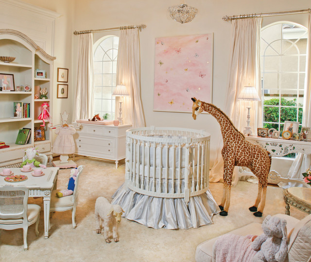 Aubrey S Room Traditional Nursery