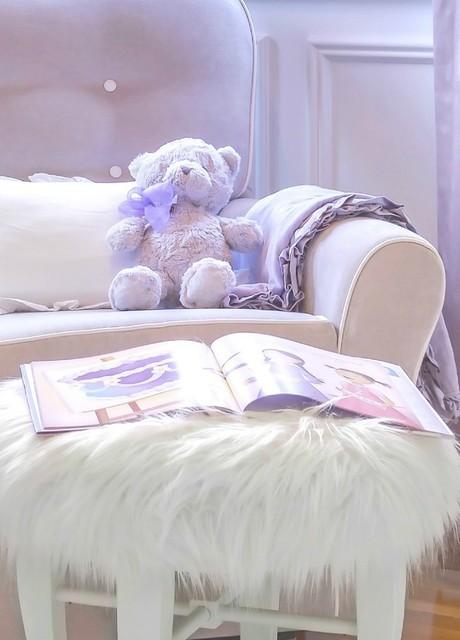 Baby S Lavender Nursery
