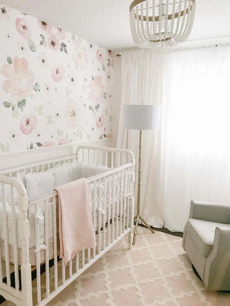 Baby S Nursery Shabby Chic Style