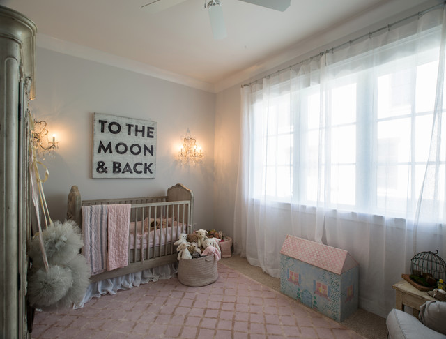 Benz Residence traditional-nursery